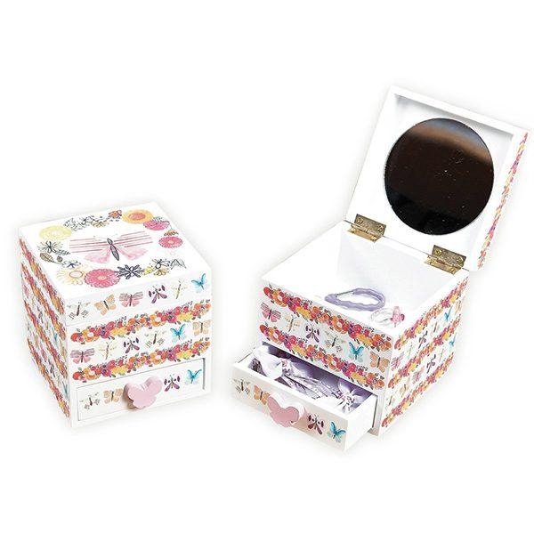 Butterfly Jewellery Box   Floss & Rock   Unique Gifts   Oscar & B   United Kingdom