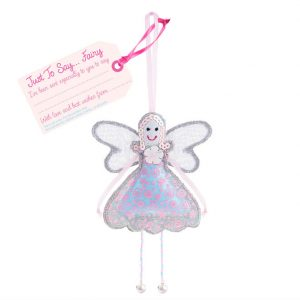 Just to Say Fairy | Believe You Can | Unique Gifts | Oscar & B | UK