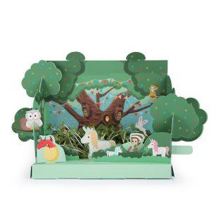 Mini Magical Garden | Clockwork Soldier | Unique Gifts | Oscar & B | UK