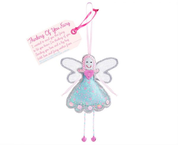 Thinking of You Fairy | Believe You Can | Unique Gifts | Oscar & B | UK