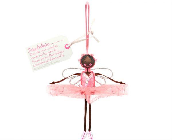 Fairy Ballerina - Fuchsia   Believe You Can   Unique Gifts   Oscar & B   UK