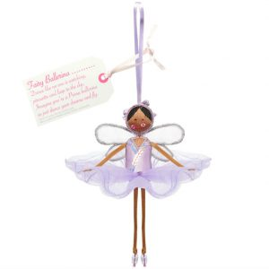 Fairy Ballerina | Believe You Can | Unique Gifts | Oscar & B | UK
