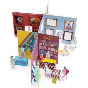 Colouring Art Gallery | Rosie Flo | United Kingdom