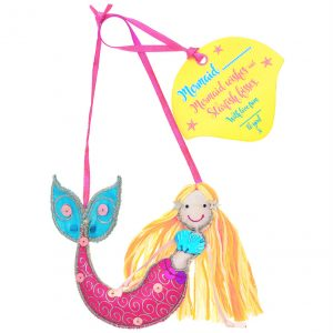 Orange Hair Mermaid | Believe You Can | Unique Gifts | Oscar & B | UK