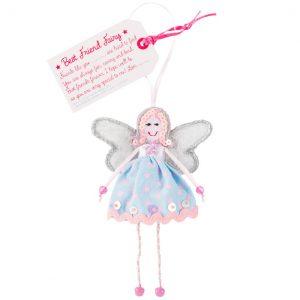Best Friend Fairy | Believe You Can | Unique Gifts | Oscar & B | UK