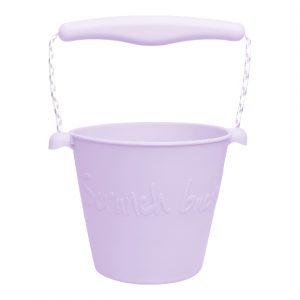 Bucket - Pale Lavender   Scrunch   Unique Gifts for Children   Oscar & B   UK