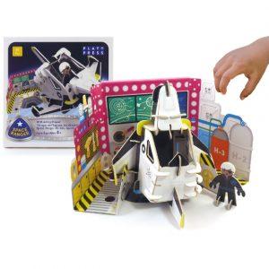 Space Ranger Playset | Play Press | Oscar & B | United Kingdom