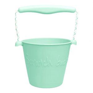 Bucket - Spearmint   Scrunch   Unique Gifts for Children   Oscar & B   UK