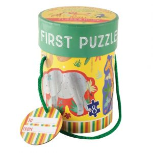 My First Puzzles - Jungle | Unique Gifts for Children | Oscar & B | UK